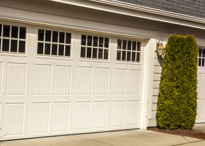Painted Garage Doors