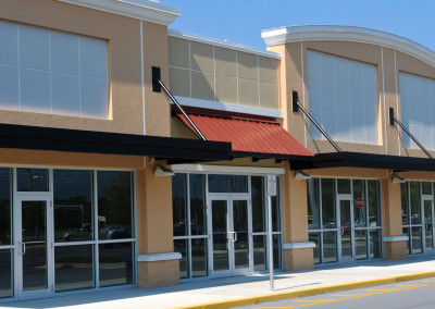 Painted Commercial Exterior